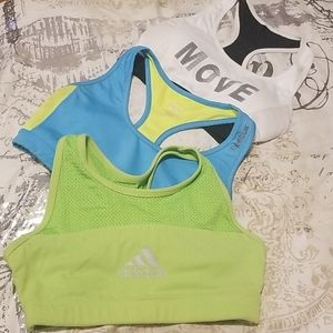 Selling all 3 together workout tops